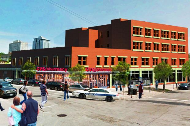 Renderings from Windy City RE reveal their plans for two properties in the South Loop.