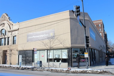 Urban Partnership Bank closed its South Shore location in March 2014.