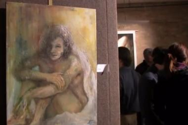 "Northcenter Neighborhood Association's ""Em.Body.Peace"" art show is just one of the unusual ways to celebrate Valentine's Day this year."