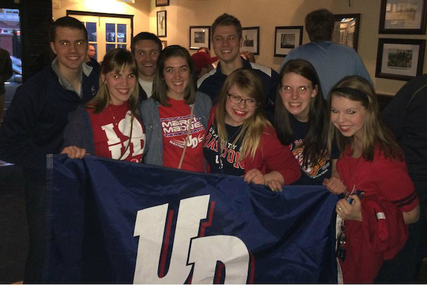 The University of Dayton's alumni in Chicago are pumped for Saturday's regional final against No. 1 overall seed Florida. Glascott's Saloon in Lincoln Park is one of the top local hangouts for Dayton's Chicago alumni.