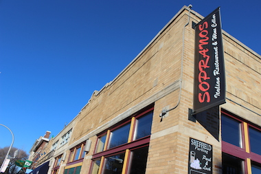 New upscale Mexican restaurant Barcocina wants to take over the former Soprano's space, 2901 N. Sheffield Ave.