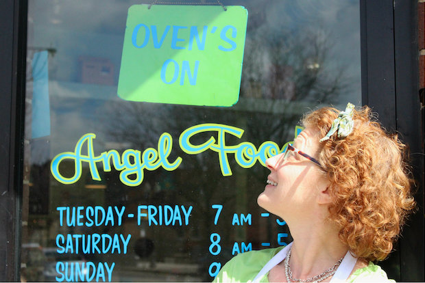 Ravenswood will lose its little slice of heaven when Angel Food Bakery closes at the end of March.
