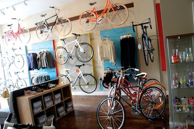 A selection of bikes at BFF Bikes, 2113 W. Armitage Ave. in Bucktown.