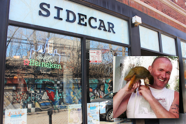 Colm Treacy's Sidecar bar is being sold to a new owner, sources said.