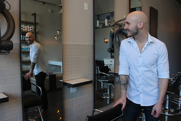 Color Lab, 3310 N. Halsted St., is a new Boystown hair salon that focuses on coloring services.