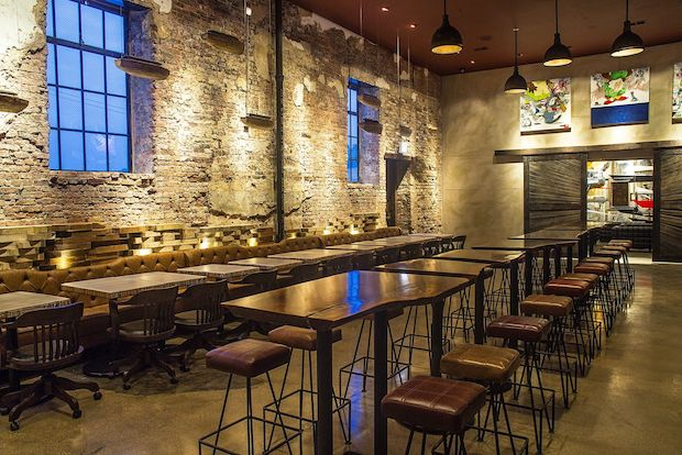 Get a sneak peek at Fulton Market Kitchen, opening March 21 at 311 N. Sangamon St.