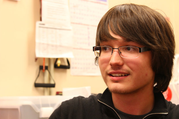 "Amundsen student David Sullivan is the filmmaker behind the school's ""Happy"" video."