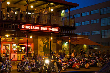 Dinosaur Bar-B-Q, seen here in Syracuse, N.Y., is set to open a Lincoln Park location in 2015.