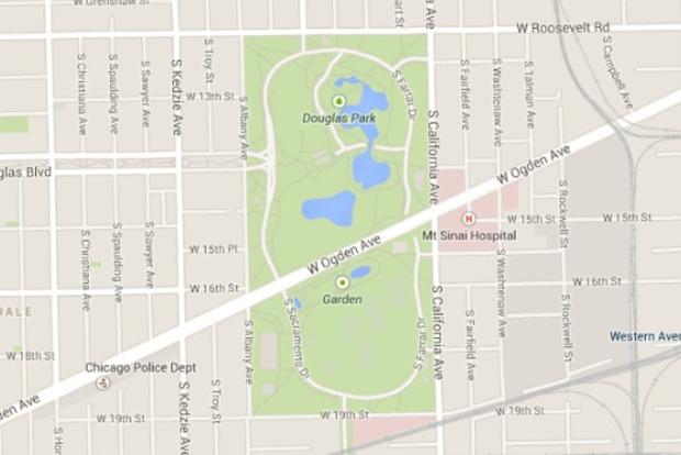 Douglas Park Chicago Map.Is Douglas Park Ready For Riot Fest Humboldt Park Chicago Dnainfo