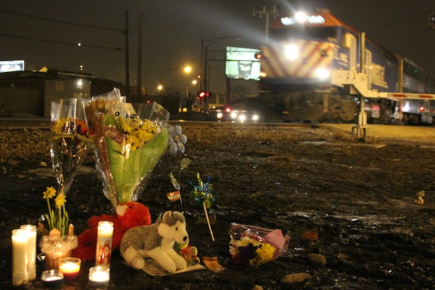Erik Lucansky, a junior at Taft High School, was struck and killed by a Union Pacific Northwest train Friday morning.