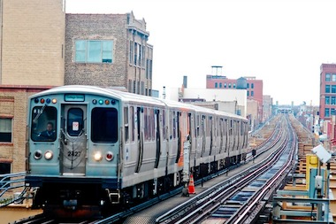 Green Line service will be halted between Roosevelt and 35th-Bronzeville-IIT stations Saturday and Sunday morning due to construction.