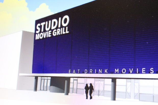 The Chatham 14 Theaters on the South Side plans to change its name to Studio Movie Grill-Chatham summer 2014.