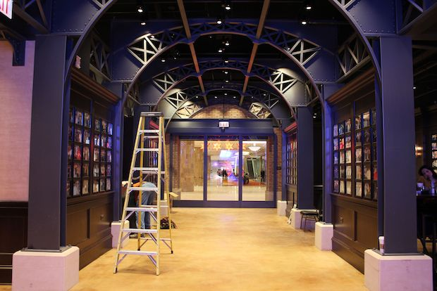 The museum and attached Harry Caray's 7th Inning Stretch restaurant will open April 2.
