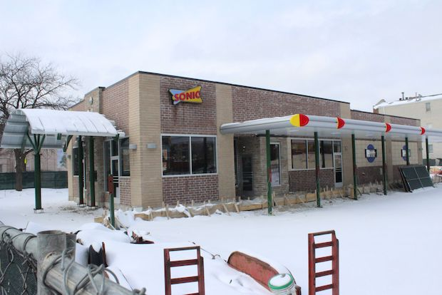 Sonic Drive-In is coming to Wilson Avenue in Uptown.
