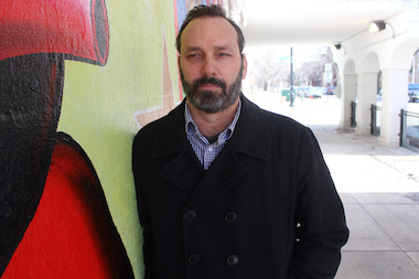 Socialist John Beacham, of Rogers Park, plans to run against Ald. Joe Moore in the 49th Ward's 2015 aldermanic elections.