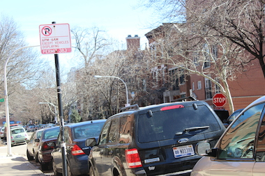 Lakeview Residents Seek To Further Restrict Free Parking On Side Streets Lakeview Chicago Dnainfo