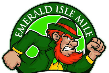 The Emerald Isle Mile kicks off the South Side Irish St. Patrick's Day Parade on Sunday. The one-mile race starts at 11 a.m. All runners must complete the course in 15 minutes.