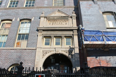 The city's landmark's commission approved landmark status for the former Mulligan School in Lincoln Park, which was built between 1889 and 1890 and is being transformed into apartments.