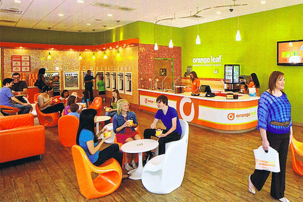 Orange Leaf Frozen Yogurt will replace Grant's Wonderburger in Mount Greenwood. The Oklahoma City-based yogurt chain will make its Chicago debut at 11045 S. Kedzie Ave.