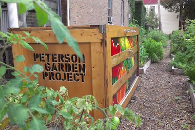 The Peterson Garden Project plans to open a community kitchen inside the Broadway Armory.
