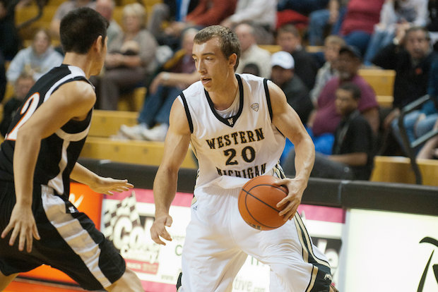 Western Michigan junior guard Tim Brennan, a Lincoln Park High School graduate, and the Broncos will play Syracuse in the second round of the NCAA tournament Thursday in Buffalo, N.Y.