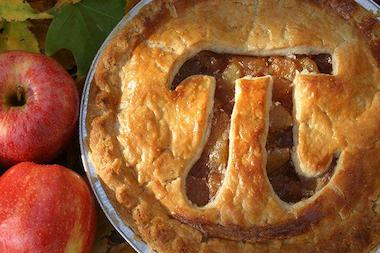 Celebrate Pi Day on March 14 with Fleet Feet's 3.14-mile fun run. And yes, there will be pie.