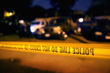 A 28-year-old man shot in Humboldt Park Friday night died, police said.