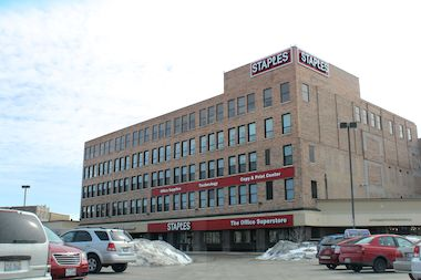 Staples at 1300 N. Ashland Ave. in Wicker Park is closing May 3.