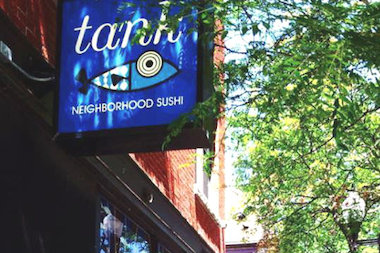 Tank Sushi will reopen in May as Laughing Bird, with an emphasis on Filipino/American food.
