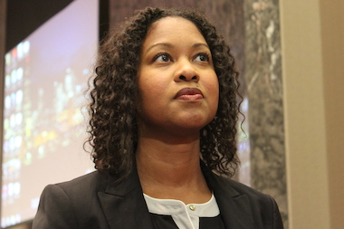"Tanya Triche, a spokeswoman for Illinois retailers, said converting gas pumps to E15 would be ""a major undertaking."""
