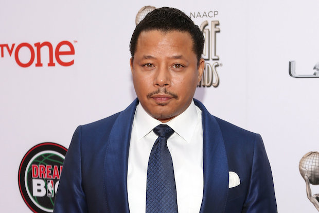 "Terrence Howard, an Oscar nominee for ""Hustle and Flow,"" stars in the pilot episode of ""Empire."""