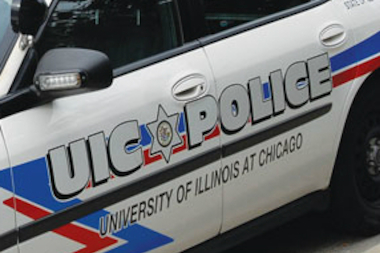 A University of Illinois at Chicago student was criminally sexually assaulted in a men's bathroom on campus Tuesday morning, according to a report.