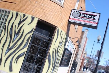 Zebra's Gourmet Hot Dogs, 744 W. 35th St., has closed.