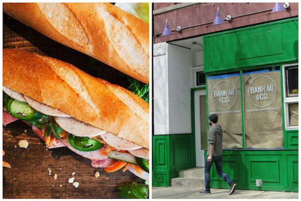 Banh Mi & Co. plans to open on May 1 in Wicker Park.