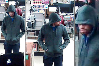 Tuesday's bank robbery is the latest in a string of heists since March, according to the FBI.