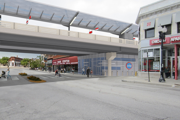 Lawrence, Argyle, Berwyn and Bryn Mawr will all be renovated as soon as 2017, transit officials said.