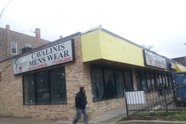 The owner is staying quiet on the details, but a contracter said the Middle Eastern restaurant plans to open in July.