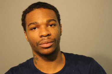 Cedryk Davis, 23, was charged in the Jan. 30 shooting that paralyzed a high school hoops coach.