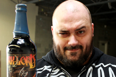 "Three Floyd owner Nick Floyd has the ""most wanted beer in the world"" and you can only buy it on Dark Lord Day, April 24."