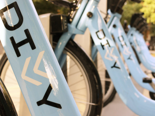 Divvy could help attract more shoppers to two struggling retail areas in Portage Park, officials said.