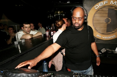 The legendary DJ died in his home Monday afternoon at age 59, according to the  Tribune .
