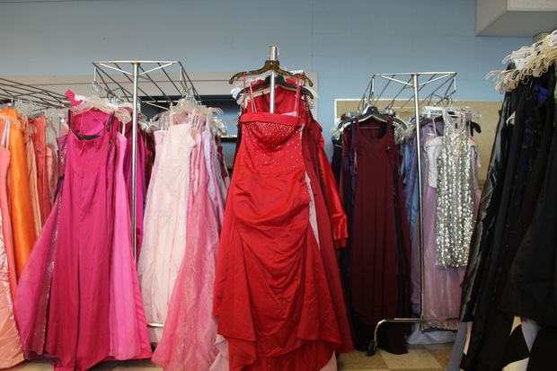 Got an Old Prom Dress? Glass Slipper Project Collecting for Chicago ...
