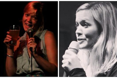 Beverly stand-up comic Grace Lusk quit her job and went on an epic comedy road trip that will end when she returns home to perform at the Chicago Women's Funny Festival and move in with her parents.