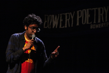 Hari Kondabolu will perform Friday at Lincoln Hall.