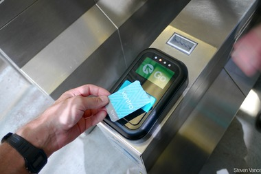 Starting May 1, CTA riders will no longer be able to buy magnetic-stripe fare cards or add value to Chicago Cards, CTA officials said Monday.
