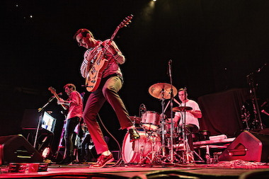 Hellogoodbye performs along with the Vacationers at Lincoln Hall at 8 p.m. Tuesday.