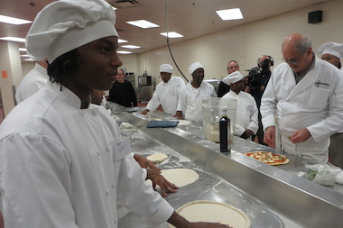 Hospitality management courses will be available to students when fall classes begin at Kennedy-King College on Aug. 25, 2014.