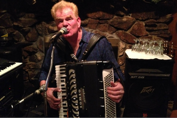 Tommy Moran has been performing at La Villa Restaurant in Irving Park for the last 5-1/2 years.