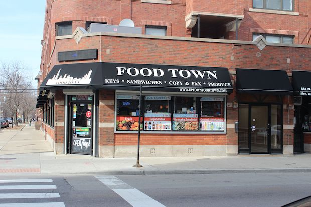 Food Town is seeking ideas from neighbors in the area about what should be served if the cafe opens.