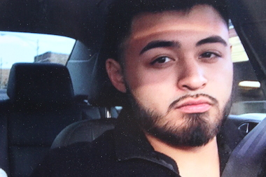 Nicholas Ramirez was shot to death in the 400 block of North Ashland Avenue in April.